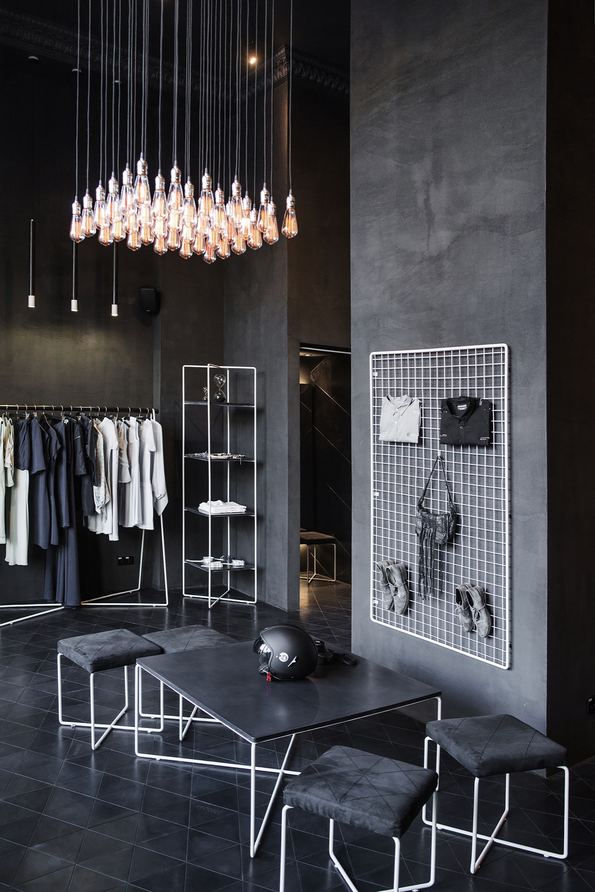 Gallery of podolyan store project fild design thinking for Design space co