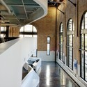 Cannon Design's own St Louis Offices are located in a power house built in 1928. Image © Architectural Imageworks, LLC