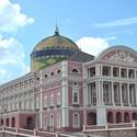 Amazonas Theatre, Manaus. Image © Wikimedia user Leaderfo