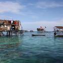 Badjao community off the coast of Sabah, Malaysia. Image © Dolly MJ via Shutterstock