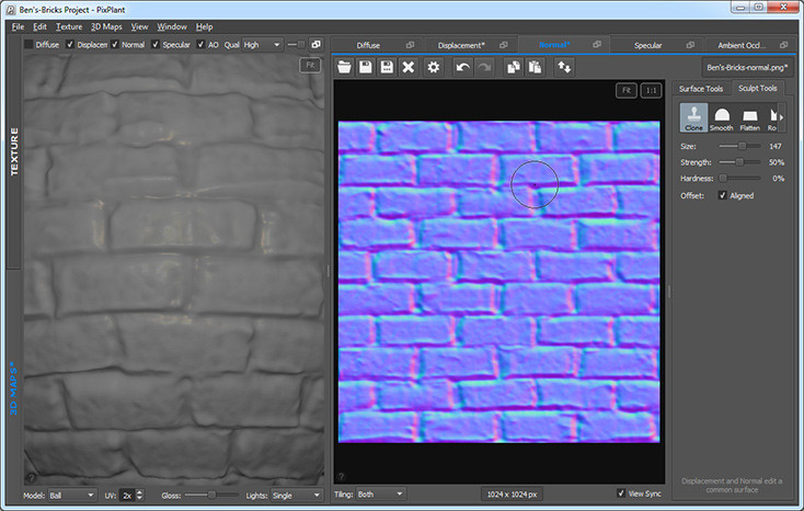 Pixplant 3 create custom 3d texture maps for rendering Online rendering tool