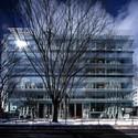 Sendai Mediatheque. Image © Nacasa & Partners Inc