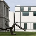 Art of Americas Wing at the Museum of Fine Arts, Boston. Image © Nigel Young / Foster + Partners