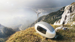 Live off the Grid in Nice Architects' Wind and Solar-Powered Ecocapsule