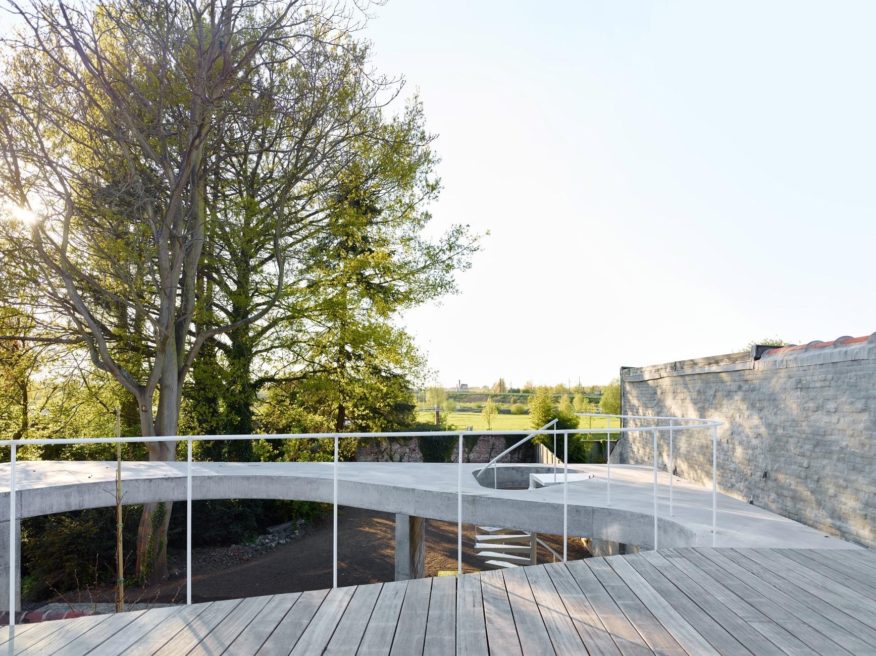 OMSORG / GRAUX & BAEYENS architects, © Dennis De Smet