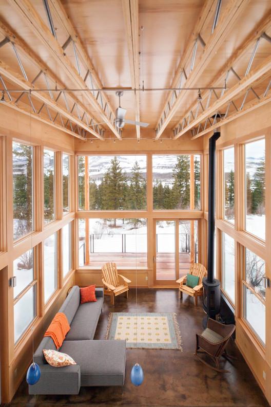 Cortesía de Johnston Architects