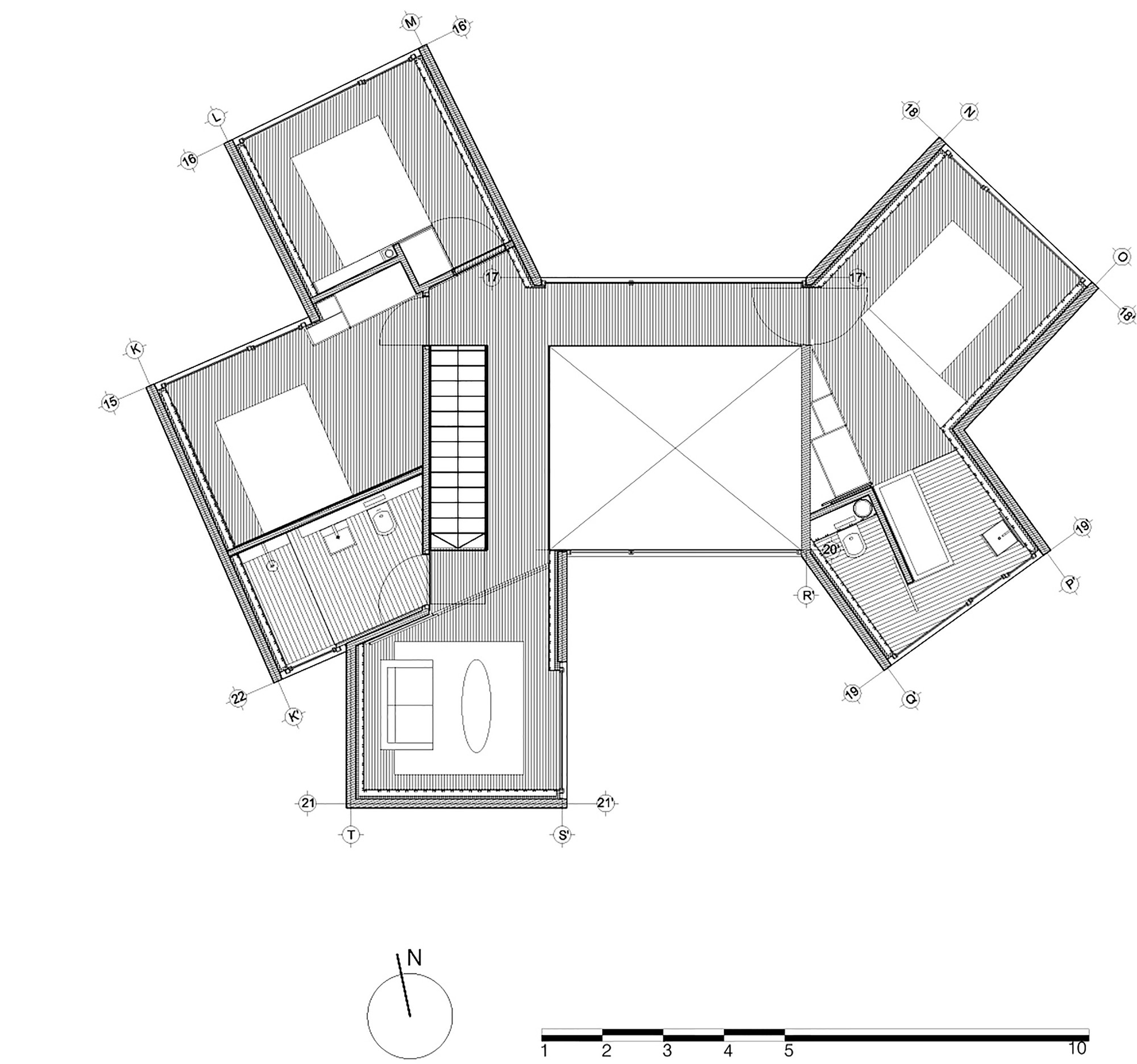Gallery of Sunflower House / Cadaval & Solà-Morales - 23