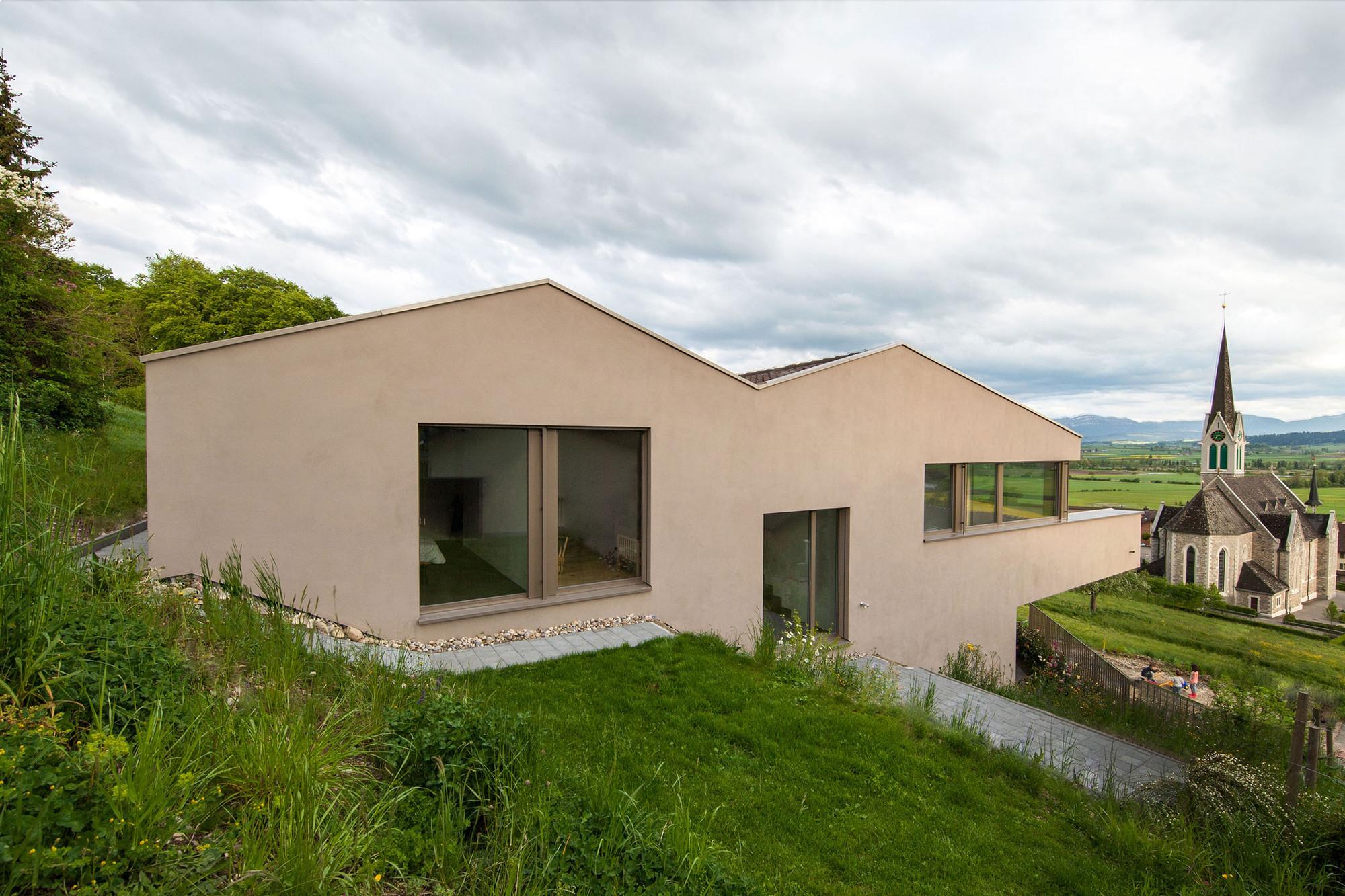 Egolzwil House / dolmus Architekten, © Aynur Turunc