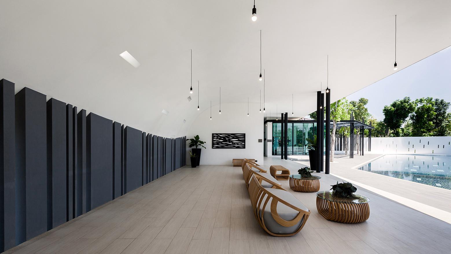 Club Habitia H / IDIN Architects, © Spaceshift Studio