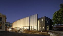 Williamstown Library / Sally Draper Architects + Mitsuori Architects