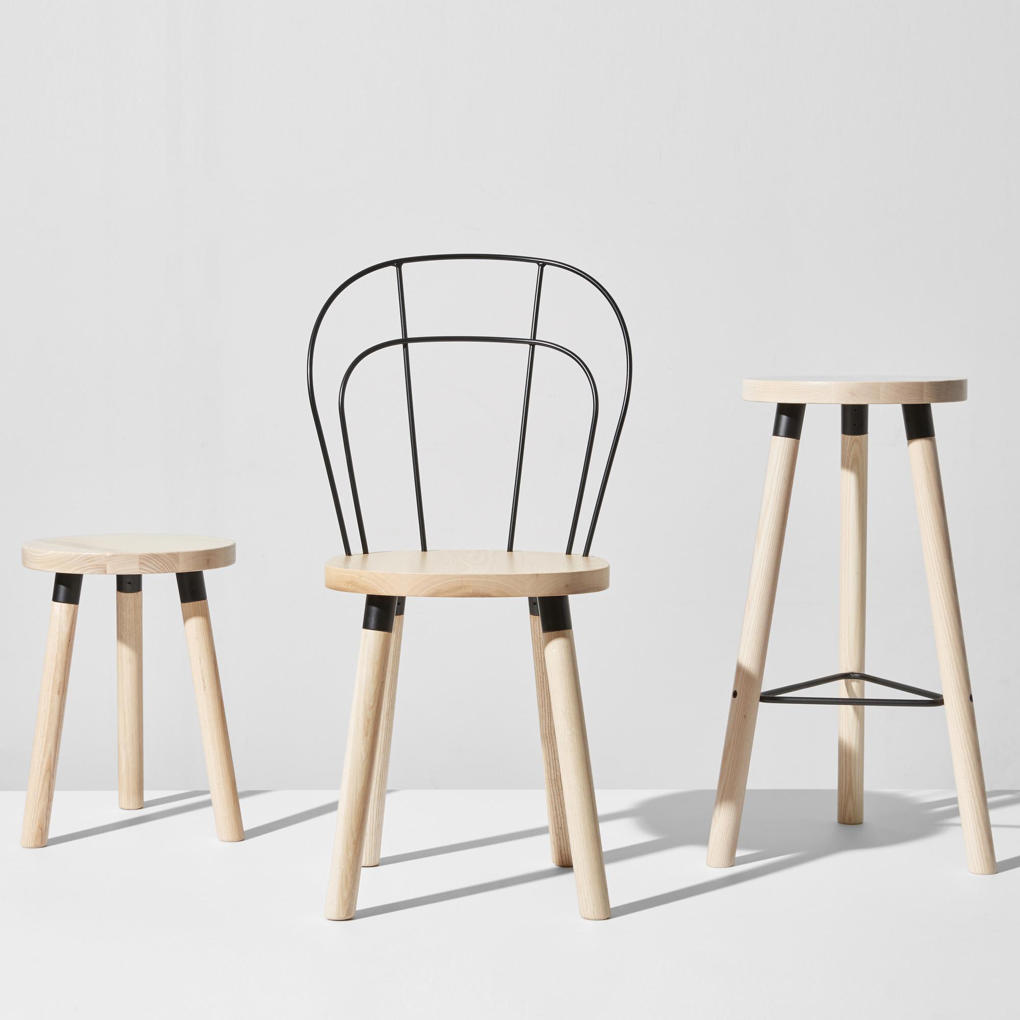 Silla Partridge / Designbythem, Cortesia de Designbythem