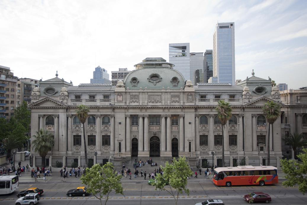 Santiago. Image vía Plataforma Urbana
