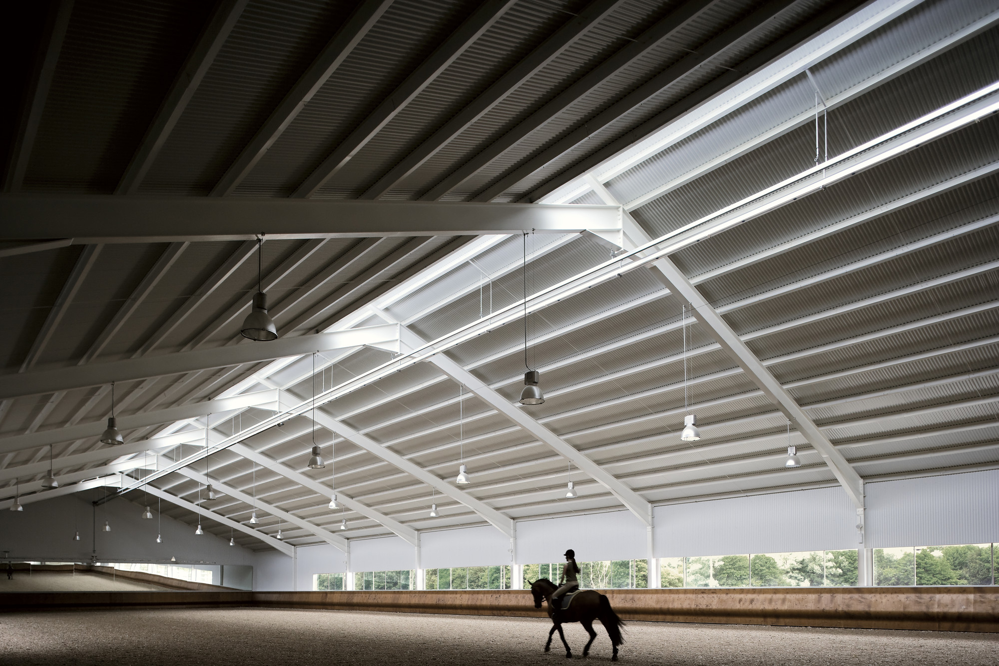 Elite Equestrian Center / Francisco Mangado, © Pedro Pegenaute