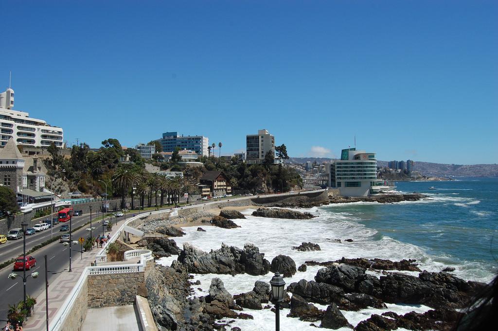 Viña del Mar. Image vía Flickr, usuario rafaelm