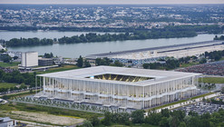 Gallery: Inside Herzog & de Meuron's Bordeaux Stadium During Its Inaugural Match