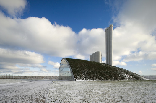 Kastrup Peak Load Power Pant. Image Courtesy of Gottlieb Paludan Architects