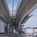 Odense Foot and Cycling Brdge. Image Courtesy of Gottlieb Paludan Architects