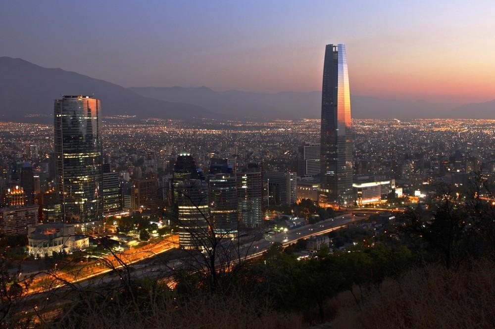 Santiago. Image vía Flickr, usuario alobos