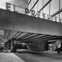 PRESIDENTE ACAPULCO (1959).JUAN SORDO MADALENO. Impresión B/N . Image © Sordo Madaleno Arquitectos, fotografía por Guillermo Zamora