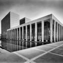 PALACIO DE JUSTICIA (1964). JUAN SORDO MADALENO. Impresión B/N . Image © Sordo Madaleno Arquitectos, fotografía por Guillermo Zamora