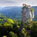 The Katskhi Pillar in Georgia. Image © Amos Chapple