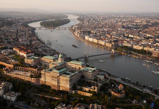 Castillo de Buda en Budapest, Hungría. Imagen © Amos Chapple