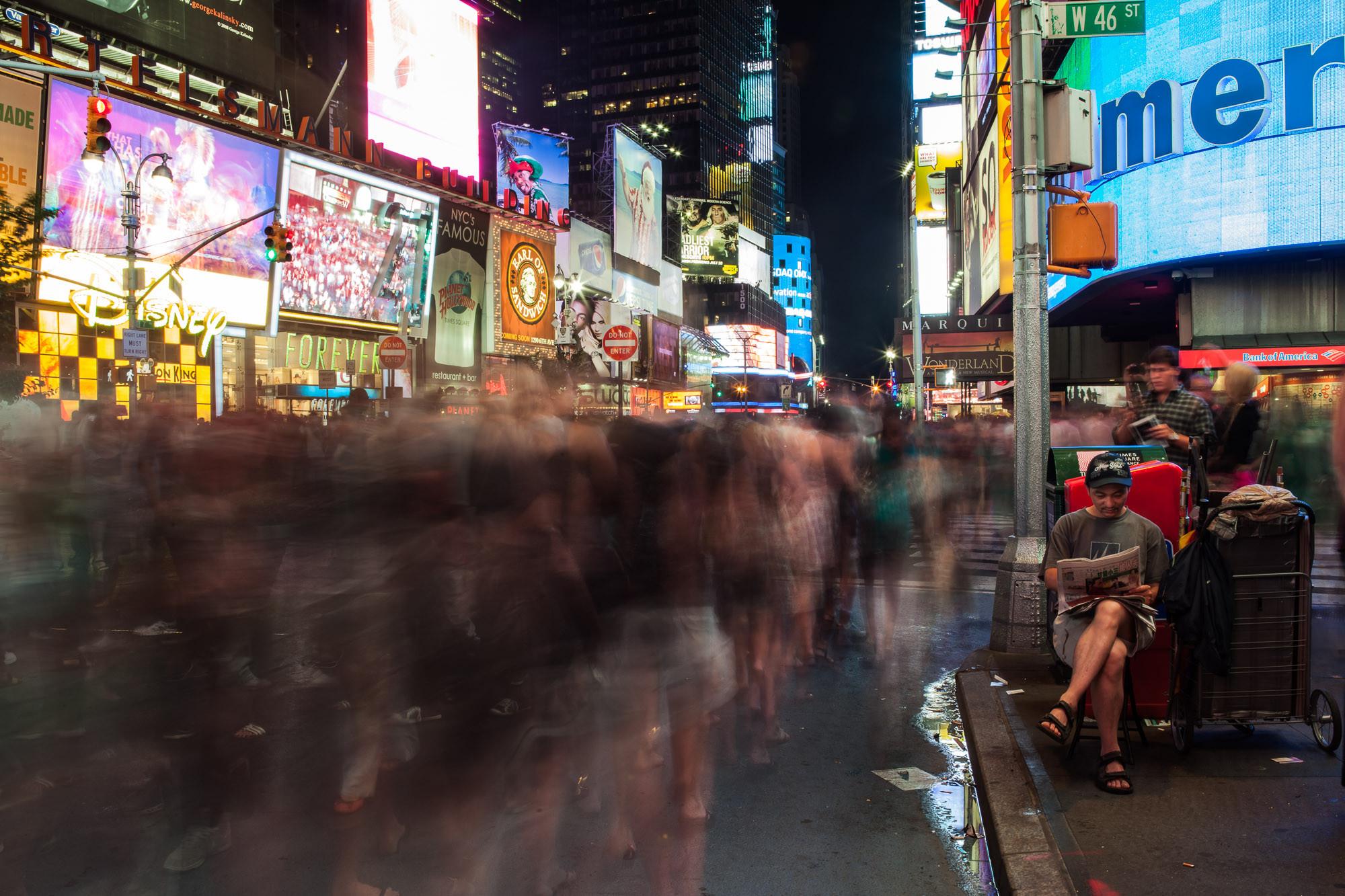 Nueva York. Image © Joana França