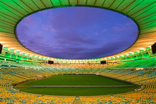 Maracanã. Image © Joana França