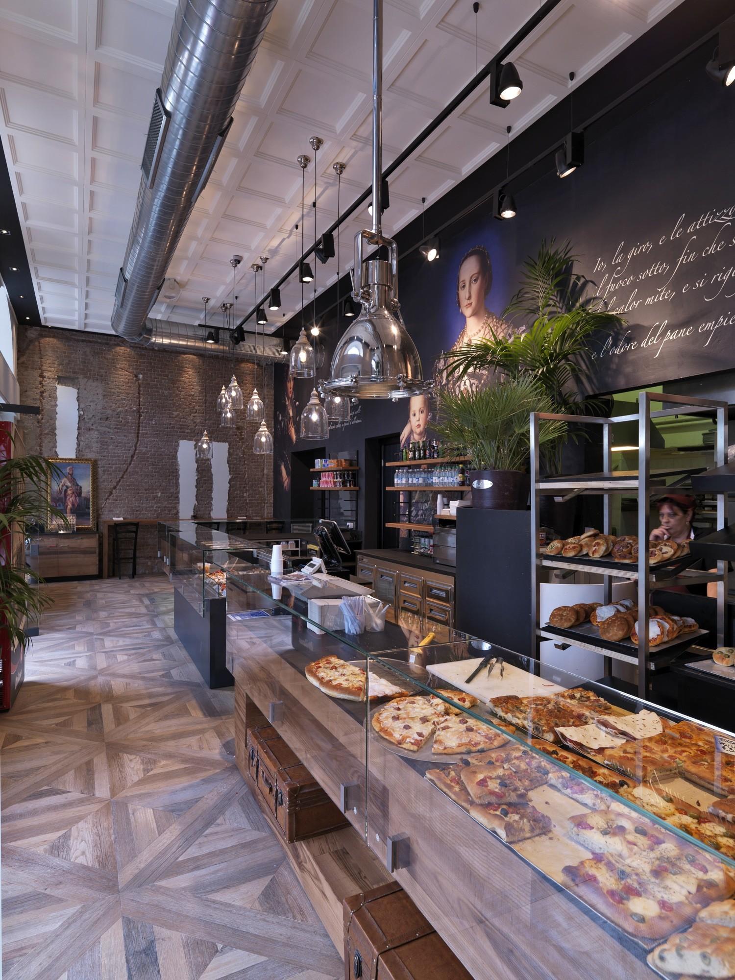 Gallery of binario 11 andrea langhi design 5 - Interior design cafe milano ...