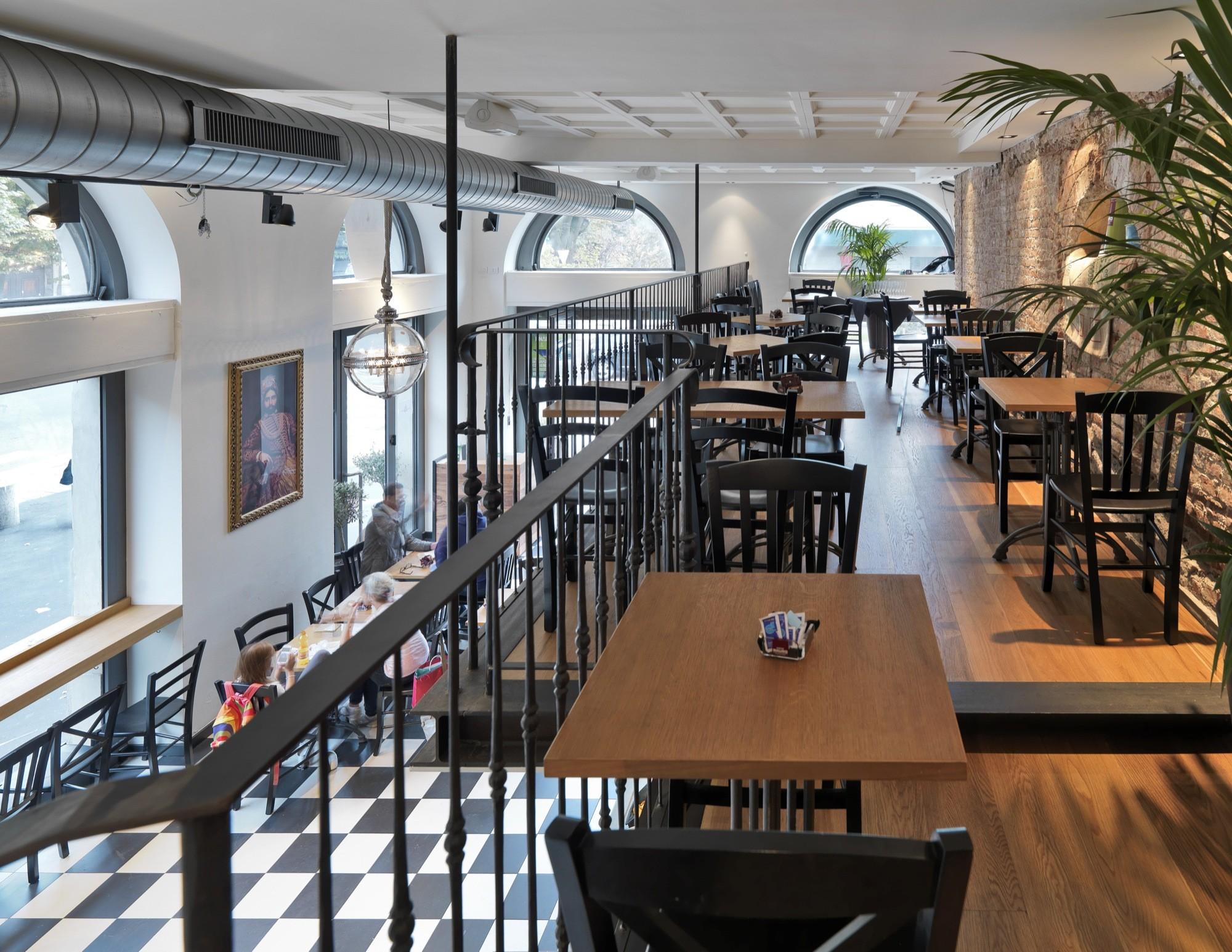 Gallery of binario 11 andrea langhi design 15 - Interior design cafe milano ...