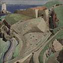 """The Fort"" by Charles Rennie Mackintosh. Image © Wikimedia CC user Cactus.man"
