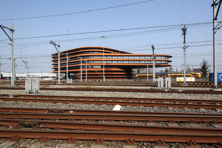 Centro de Control de Trenes Utrecht / de Jong Gortemaker Algra, © Christian Richters