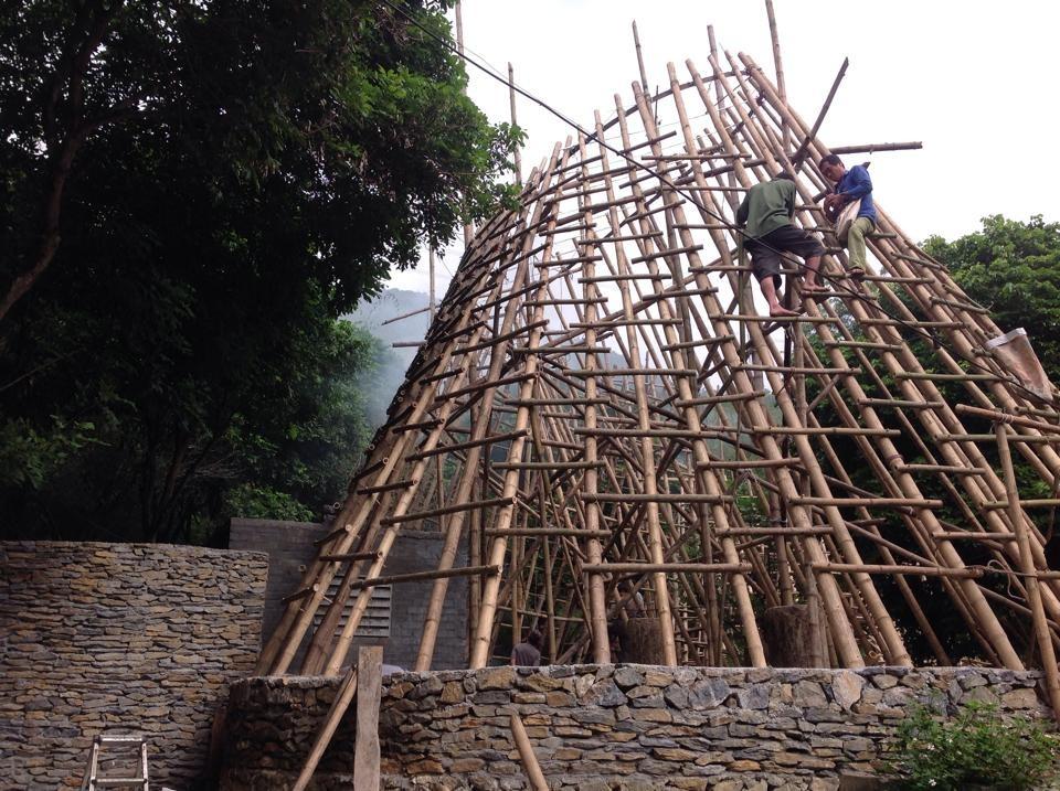 Más allá de la vivienda: jóvenes arquitectos exploran la construcción con bambú en Vietnam, Cortesia de Muong Museum