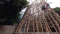 Más allá de la vivienda: jóvenes arquitectos exploran la construcción con bambú en Vietnam