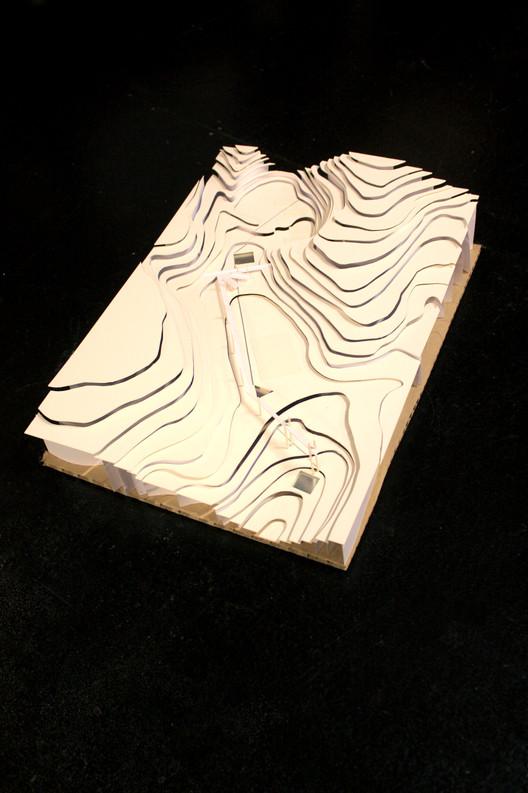 Premio Metodología PUCV: Maqueta. Image Cortesia de Equipo XIX Bienal