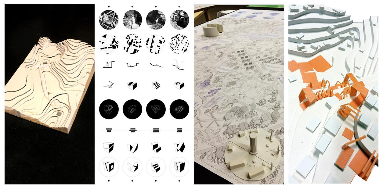 Workshop académico de la XIX Bienal de Arquitectura de Chile presenta a sus propuestas premiadas, Cortesia de Equipo XIX Bienal