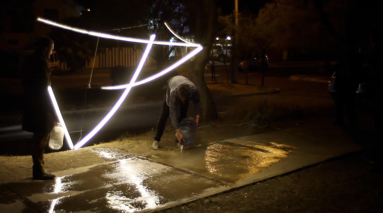 Frames Video Pablo Fante. Image Cortesia de David Scognamiglio