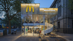 McDonald's em Coolsingel / mei architects and planners