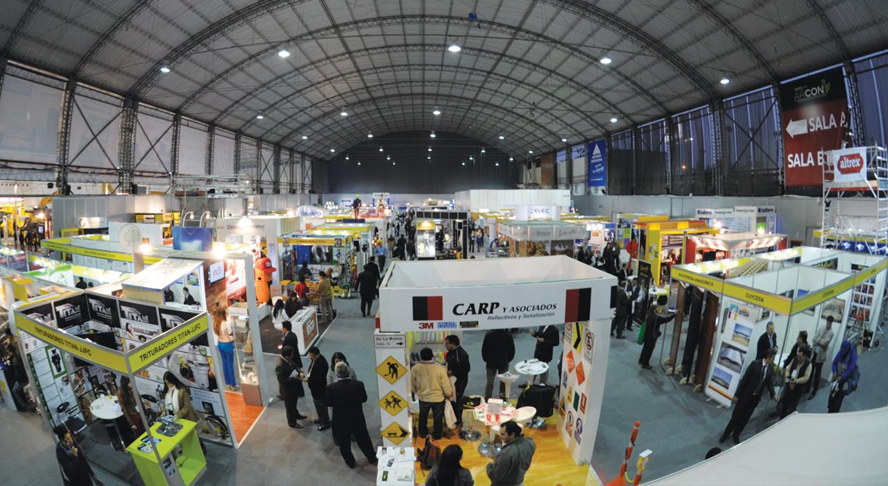 Expo Arcon 2015: el evento comercial más completo de la construcción en el Perú, Cortesia de Expo Arcon