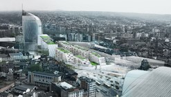 A2M, Jaspers-Eyers Architects and BAG Design Eco-Neighborhood for Belgium
