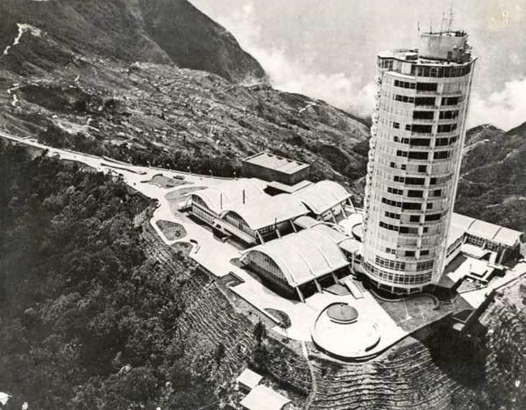 Clásicos de Arquitectura: Hotel Humboldt / Tomás José Sanabria, Cortesía de Colección Tomás José Sanabria. Fundación Privada de Compromiso Urbano, Fundación Alberto Vollmer