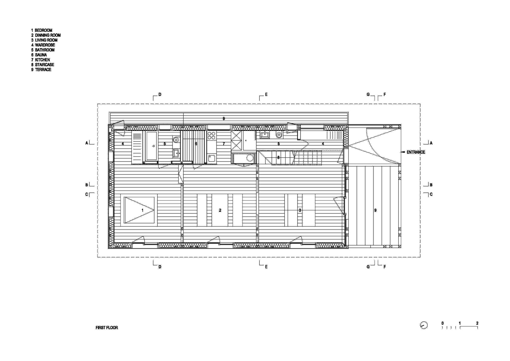 Gallery Of Alpine Barn Apartment Ofis Architects