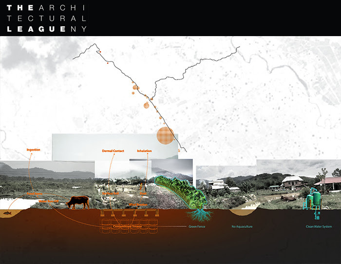 "2015 Norden Fund Winner to Study ""Ecologies of War and Recovery"" in Vietnam, Courtesy of The Architectural League New York"