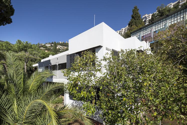 Villa E-1027 / Eileen Gray y Jean Badovici. Imagen © Manuel Bougot - FLC/ADAGP