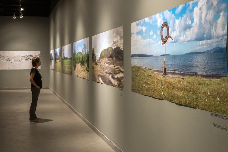 Exposición. Image Cortesía de Nicolás Sáez