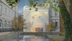 Steven Holl Breaks Ground on Maggie's Centre Barts in London