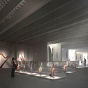 Exhibition Space. Image Courtesy of +imgs