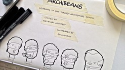 Archibeans Comic Grants a Light-Hearted Glimpse into Life as an Architecture Student
