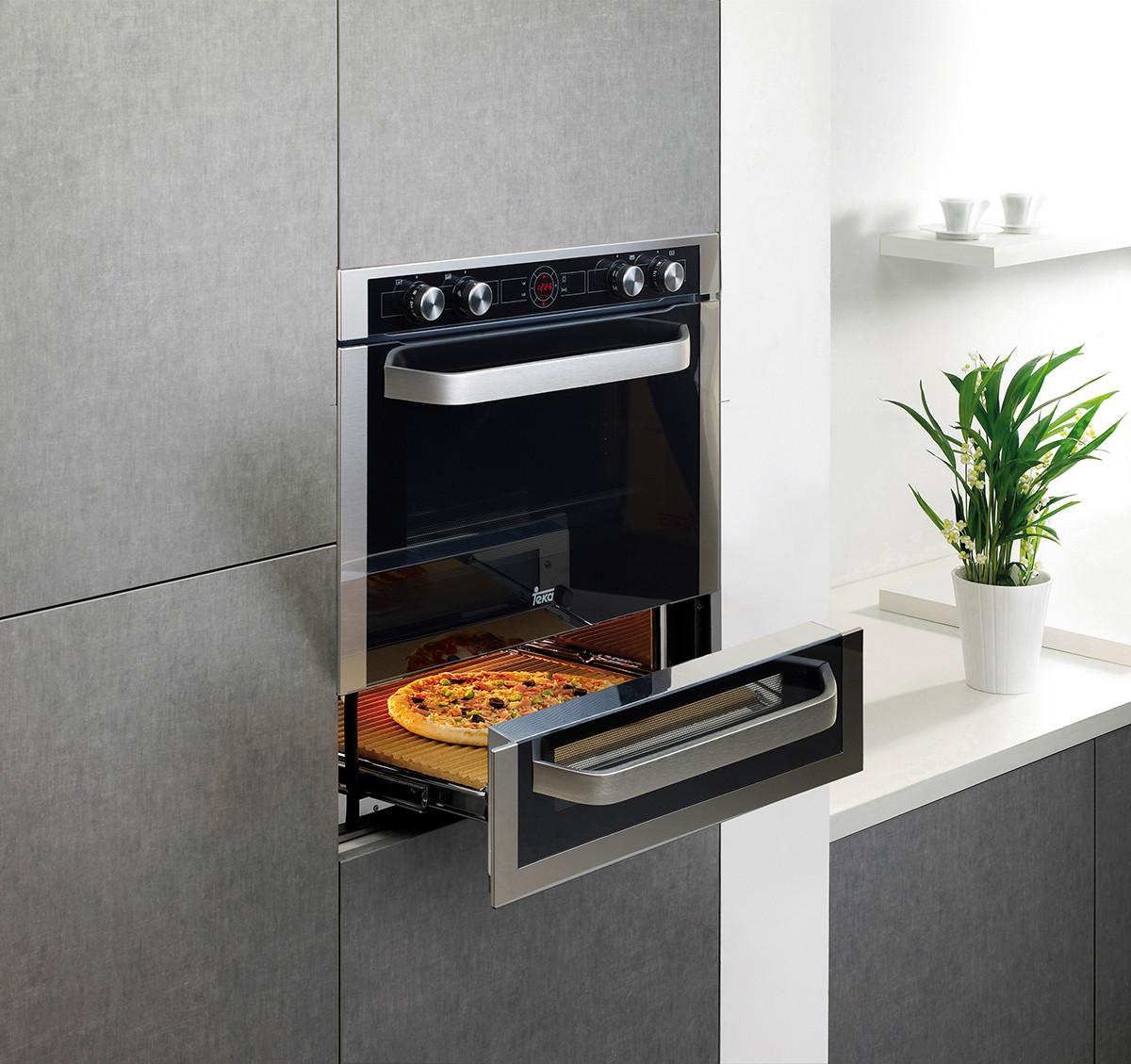 Materiales hornos empotrables tipos e instalaci n for Cocina y horno electrico