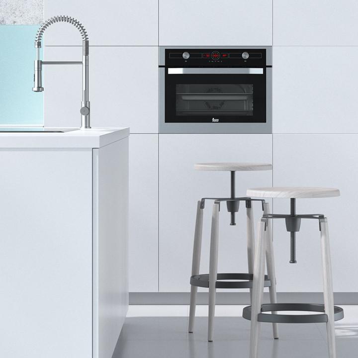 Materiales hornos empotrables tipos e instalaci n for Mueble horno empotrado